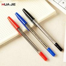 Creative Refill Ballpoint Pen 36Pcs 0.7mm Bullet Nib Mark Exam Student Writing Stationery School Office Supplies ST-213