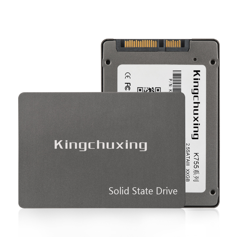 Kingchuxing ssd hard drive for laptop computer solid state hard drive ssd 240gb 500gb 120gb 64GB 32GB 1T hdd 2.5sata internal