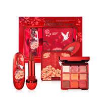 Neue Matte Lidschatten Anhaltende Wasserdicht Leicht Zu Tragen Make-up Weibliche Student Schönheit Lip Make-Up Kombination Kosmetik Orientalischen