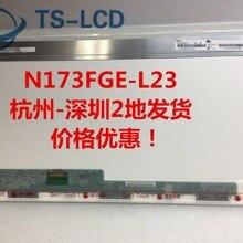 """Тест оригинального класса А+ хорошее качество N173FGE-L23 N173FGE L23 17,"""" ЖК-дисплей один год гарантии"""