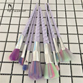 Unicórnio Brushes Set 8 Pcs Ferramentas de Beleza Em Pó Pincéis de Maquiagem Delineador Profissional Kit Pincel De Maquiagem