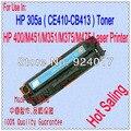Цветной Тонер-Картридж Для HP LaserJet Pro 300 Цвет M351a 400 Цвет M451 Принтер, Для HP 305A (CE410A CE411A CE412A CE413A
