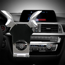 цена на SYRINX For iPhone X XS xr 7 Samsung s8 s9 Xiaomi mi8 Air Vent GPS Car Holder Mobile Phone Stand Gravity Smartphone Auto Support