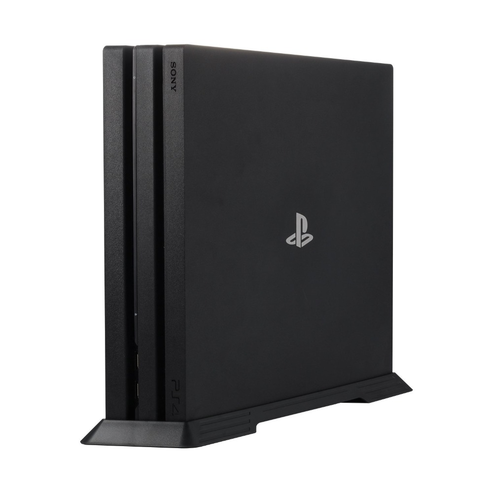 PS4 Pro Vertical Stand for Playstation 4 Pro with Built-in Cooling Vents and Non-slip Feet