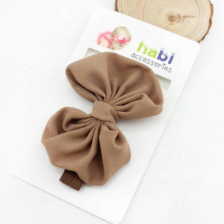 Bébé bandeau ruban à la main bricolage enfant en bas âge infantile enfants cheveux accessoires fille nouveau-né arcs nœud papillon Turban diadème