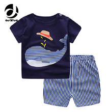 2018 New Children Clothing Set Kids Outfits Boy Set Boys Clothes Ensemble Enfant Garcon Kids Clothes