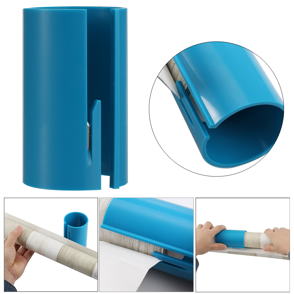 Wrapping Paper Cutter Mini Portable Small Utility Wrapped Carton Paper Cutter Can CSV