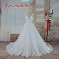 2017 New Design Hot Sale Lace Wedding Dresses Vestidos De Novia Bridal Gown Custom Made Factory