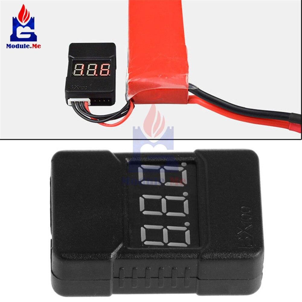 Receiver Battery Low Voltage Alarm Circuit