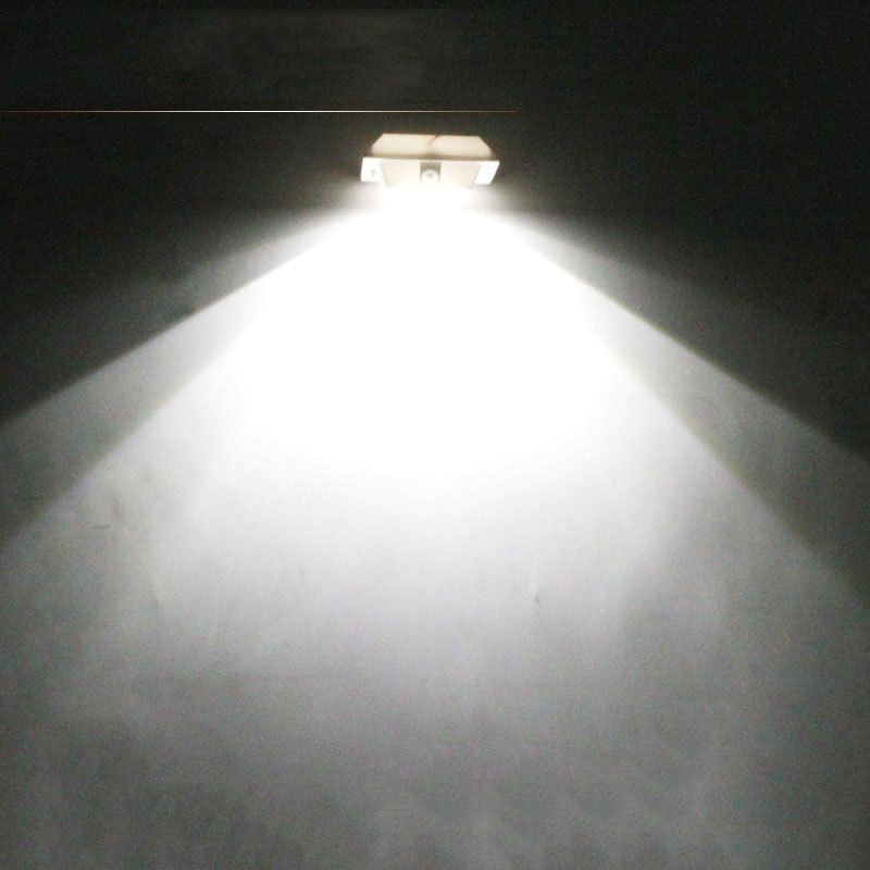 Solar lights outdoor wall lamp light path new Led waterproof body induction super bright high ...