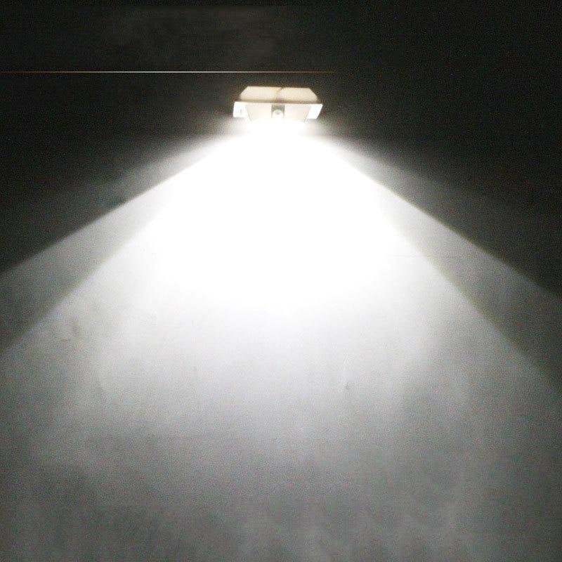 Solar Lamps Outside