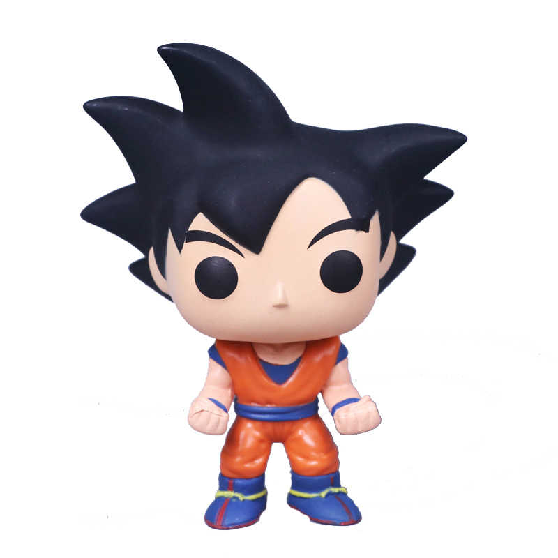 Funko pop Dragon Ball Z Goku поп анимация фигурка аниме модель Кукла ПВХ Коллекция игрушки для детей