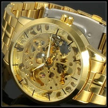 WINNER Mens Watch Top Luxury Brand Men Fashion Mechanical Wa