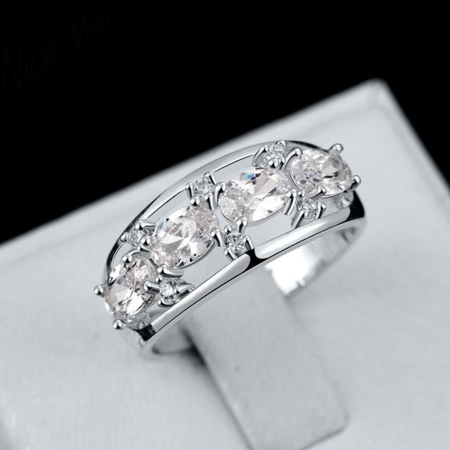 gift box free European rings R694 8 Classy fashion hot latest