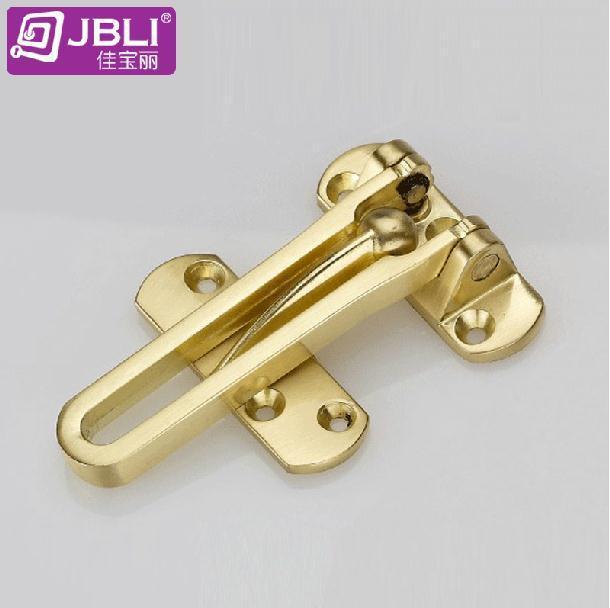 2013New,The bedroom door, hotel door security door chain, safety chain door bolt free shipping