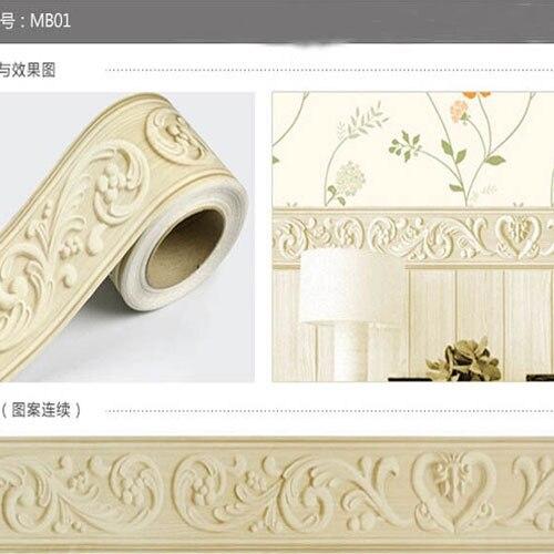 Popular wallpaper borders buy cheap wallpaper borders lots for Bathroom border paper