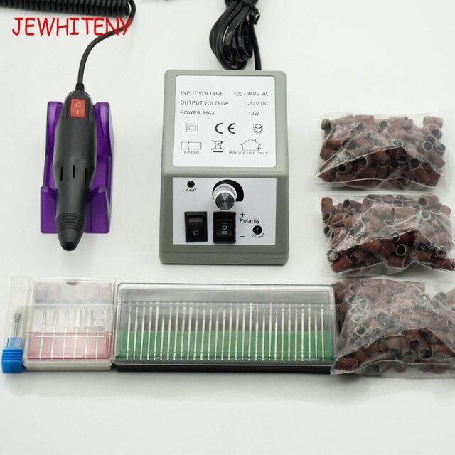 Aliexpress.com : Buy Jewhiteny Electric Nail Drill Machine ...