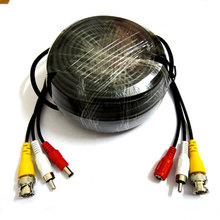 100 Feet Video Audio Power Extension CCTV Cable For Security Camera 30M