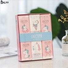 Handkerchief-Paper Paper-Towel Disposable BXLYY Towel-Printing Unicorn-Pattern Party