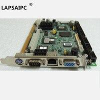 Lapsaipc pca 6751 REV: B2 Оригинал материнская плата промышленный контроль Совета ISA Половина Длинные карты