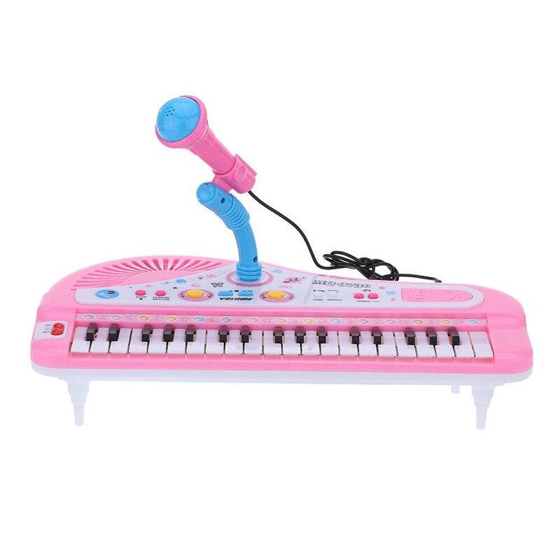 37 teclas de piano electone mini teclado