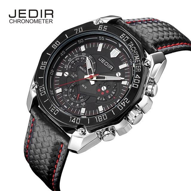 f39635a5ffd9 JEDIR reloj hombre 2018 hombres reloj barato reloj Masculino reloj hombres  reloj de cuarzo Hodinky Relogio