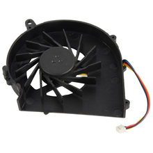 Notebook Computer Replacements Cpu Cooling Fans Fit For HP COMPAQ CQ58 G58 650 655 Laptops Component Cpu Cooler Fans(China)
