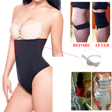 High Waist Tummy Control Body Shaper