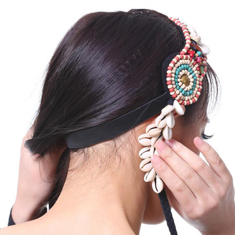 Tribal Gypsy Jewelry ATS Tribal Belly Dance Accessories Women Headpieces Dance Headbands in Belly Dancing from Novelty Special Use