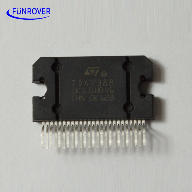 Funrover tda7388zip tda 7388 tda7851 ic chip audio power for Mueble 2 din seat leon 1m