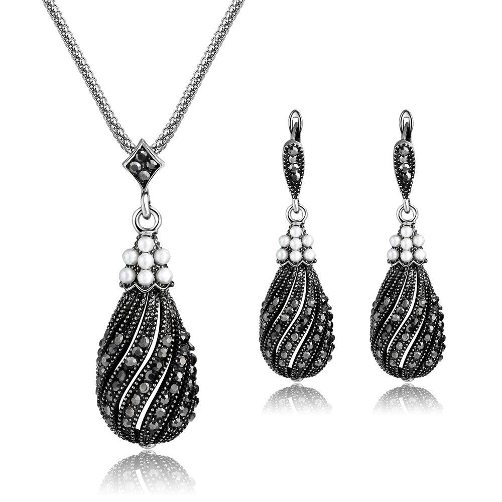 Aliexpress.com : Buy Vintage New Arrival Exquisite Black ...