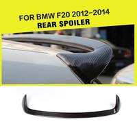 Car Styling Carbon Fiber / FRP Car Roof Rear Spoiler Wing for BMW F20 Spoiler 1 Series 116i 118i 135i 2012 2016