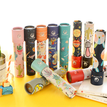 Kaleidoscope Educational-Toys Imaginative Best-Gift Classic Kids Children 3D for Cartoon-Animals