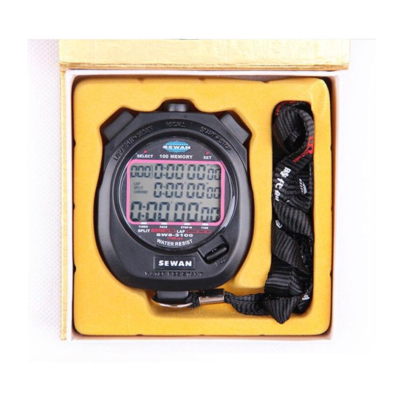 100 μνήμη Ηλεκτρονικό Χρονόμετρο - Ομαδικά αθλήματα - Φωτογραφία 6