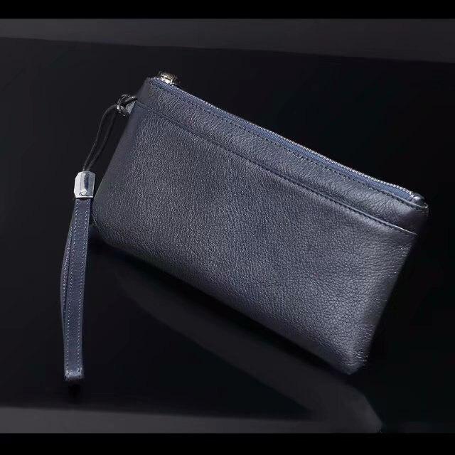 Pochette en cuir de vachette véritable pour téléphone portable pour Xiao mi Pocophone F1, mi A2 Lite, mi 8 Explorer