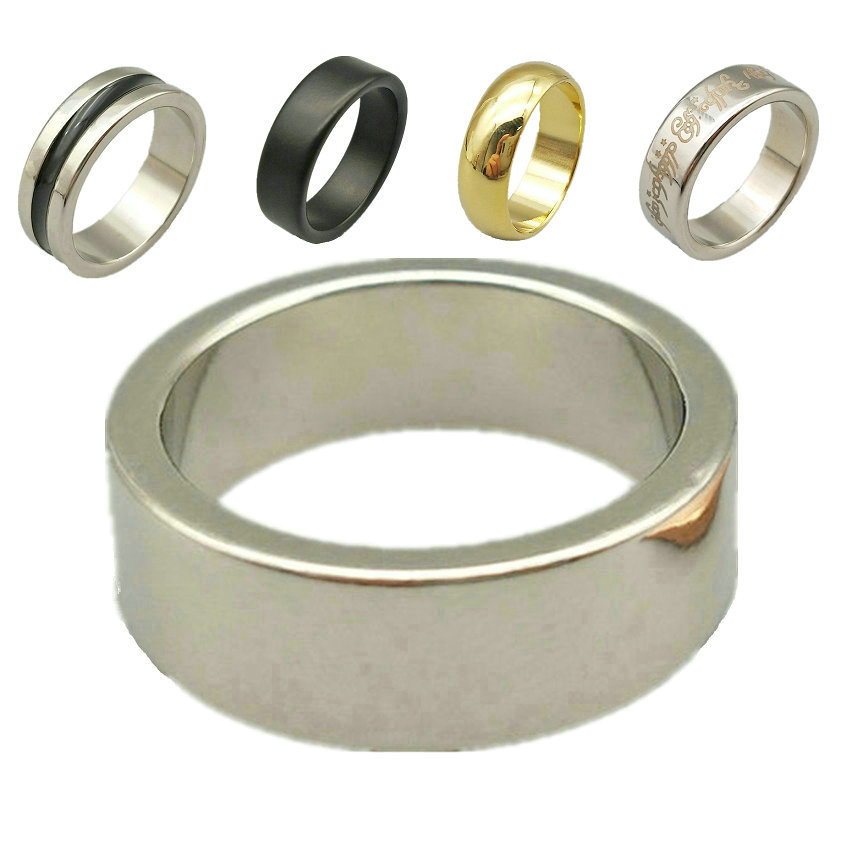 2pcs Magic NdFeB Ring #18 #19 #20 and #21 Jewelry Magnet for Magic Performance Neodymium Magnet Grade N40 Toy Magnet 4 Home/ Bar magic hair 2015 gorra unprocesseds from16 18 20 22 24 magic 100