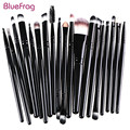 BLUEFRAG Professional Makeup Brush Set tools Make-up Toiletry Kit Brand Make Up Brush Set pincel maleta de maquiagem 6 color