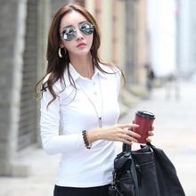 White Polo Shirts For Women Cotton Polo Button Down Shirts Plain Black Polos Shirt Plain Tops Poloshirt Women Polos Neck