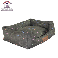 Dog Bed House for Cats Bench for Dogs Puppy Loungers Bed for Large Small Dogs Cats Waterproof Bottom Breathable Dog Beds PY0190
