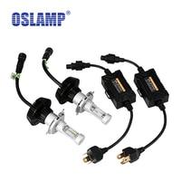 Oslamp CREE CSP Chips HB3 9005 H4 LED Headlight Kits Automobile HB4 9006 H13 Car Bulbs