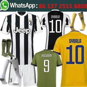 LISM 2018 man kit short Juventusing best Soccer jersey d6037486c48d4