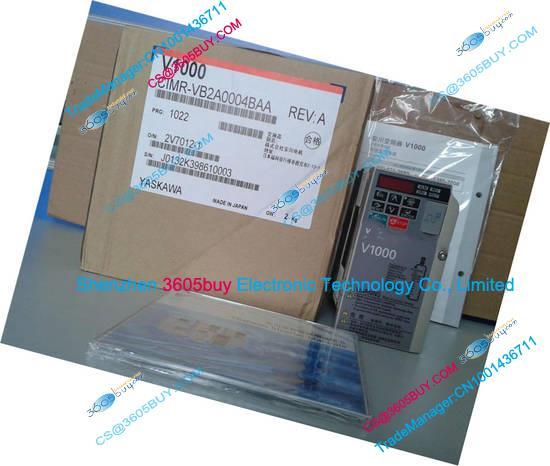 New Original 0.4KW 3 phase 220V inverter CIMR-VB2A0004BAA