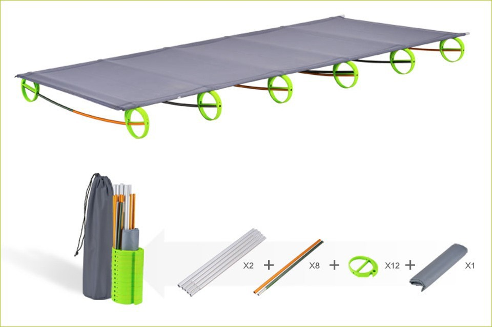 Aliexpress Com Buy Brs Mc01 Oxford Portable Folding Bed