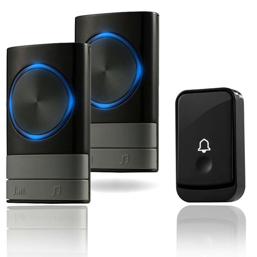 Wireless WiFi Video Doorbell Camera IP Ring Door Bell Video Intercom Two Way Audio APP Control Infrared Night Vision R20