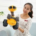 Presente de natal tamanho grande 25 cmRobot parede. E brinquedos de pelúcia brinquedos de pelúcia fornecimento de fábrica 1 PC