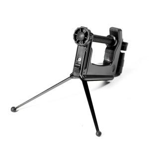 Image 3 - كاميرا صغيرة محمولة صغيرة حامل كاميرا المشبك ترايبود 1/4   20 برغي التصوير حامل ثلاثي الأرجل المشبك حامل كاميرا للكاميرا DV SLR VCR