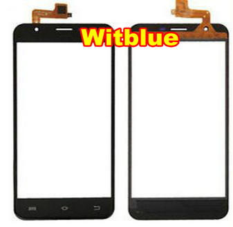 New Touch Screen For 5.5 BQ BQS-5505 Amsterdam Touch Panel Digitizer Glass Sensor Replacement Free Shipping new touch screen digitizer touch panel glass sensor lcd display matrix assembly for 5 5 bq bqs 5505 amsterdam free shipping