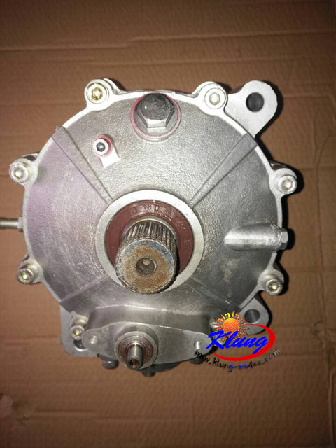 Klung  1100 4x4 rear differential  for xinyang xy1100UE ,chrionex spartan 1000  buggy go kart  UTV ,side by side .