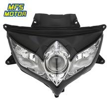 цена на For 08-10 Suzuki GSX-R GSXR600 GSXR750 Motorcycle Front Headlight Head Light Lamp Headlamp Assembly 2008 2009 2010