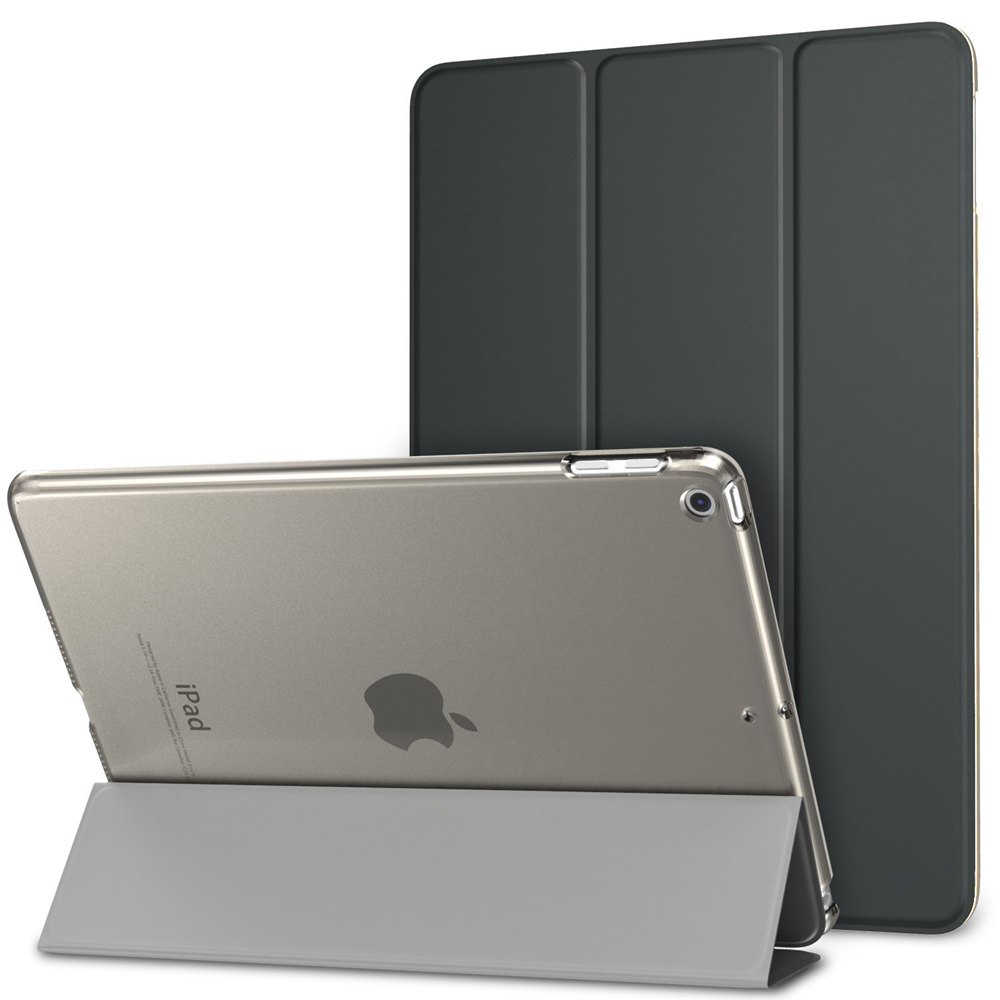 Ultra-dunne Magnetische Case voor iPad 9.7 2017 2018 Nieuwe A1822/A1893 Smart PU Leather Funda Cover Auto sleep/Wake 6th generatie Case